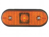 Front Marker Lamp LED (white / red)