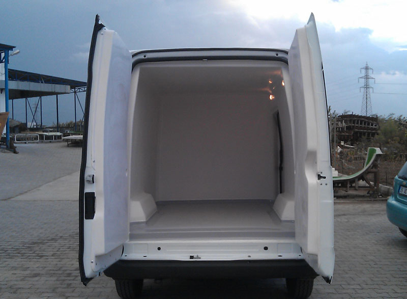 Modular Insulation Panels Are Designed For Vans Such As Fiat Ford Renault Nissan Volkswagen